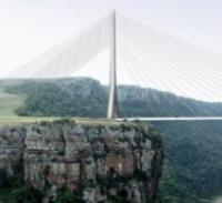 Contractor chosen for South Africa's longest cable-stayed bridge logo
