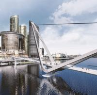 Contractor picked for Brisbane bridge logo