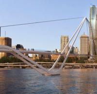 Ground investigations begin for Brisbane bridge logo