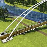 Details unveiled for Welsh footbridge logo