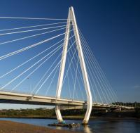 Northern Spire bridge opens to traffic logo