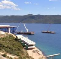 Update issued on Peljesac Bridge logo