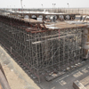 Twin bridge construction eased with formwork solution logo