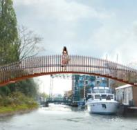 Contractor appointed for Ney-designed Dutch bridges logo