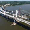 First Tappan Zee span to open this month  logo
