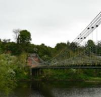 Plans move forward for historic bridge refurb logo