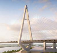 Wales drops plan for 2.5km cable-stayed bridge logo