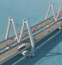 Management contract awarded for $1bn Indian bridge logo