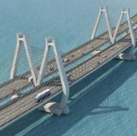 Contract awarded for 17km Indian sea crossing logo